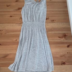 Old navy grey sun dress